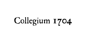 Collegium 1704