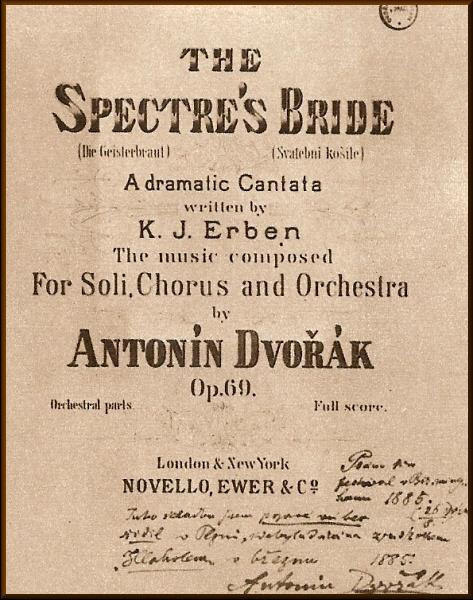 Erbenovy a Dvořákovy Svatební košile jako mistrovské dílo bc1ceb3be4